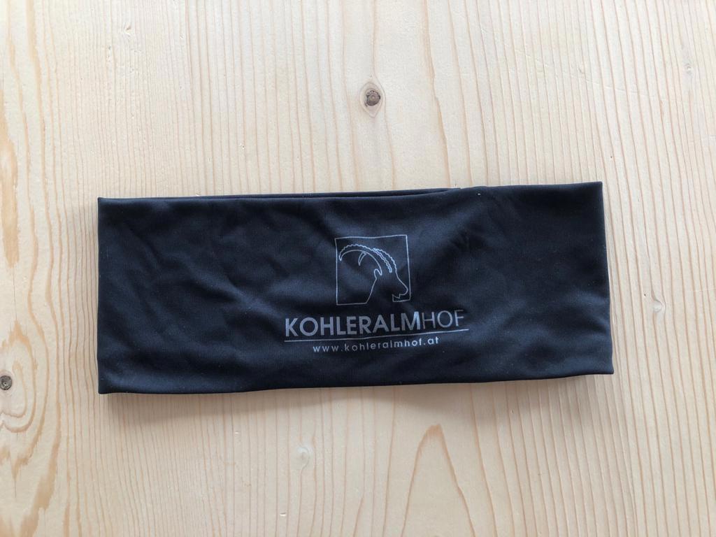 Kohleralmhof headband